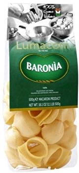 Baronia Makaron muszla wielka