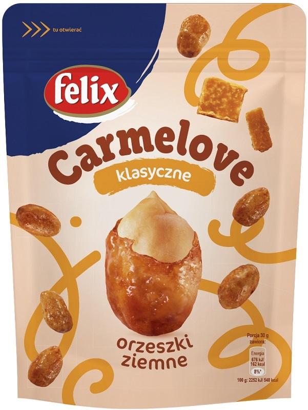 Felix Carmelove klasyczne orzeszki ziemne