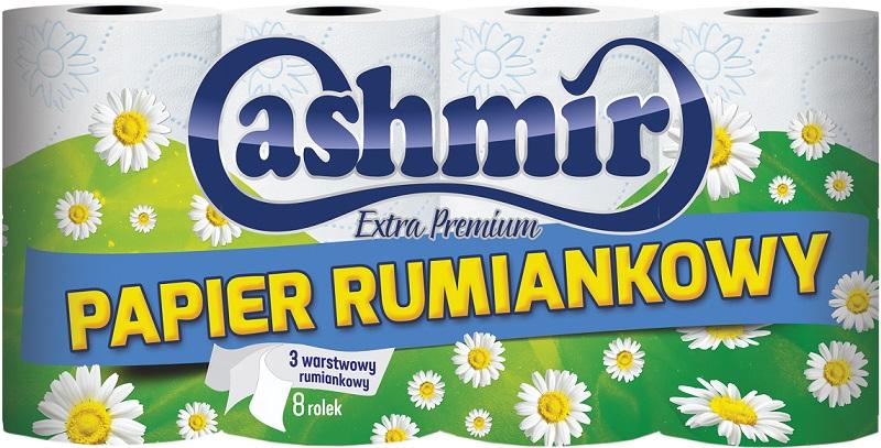 Cashmir Papier toaletowy rumiankowy