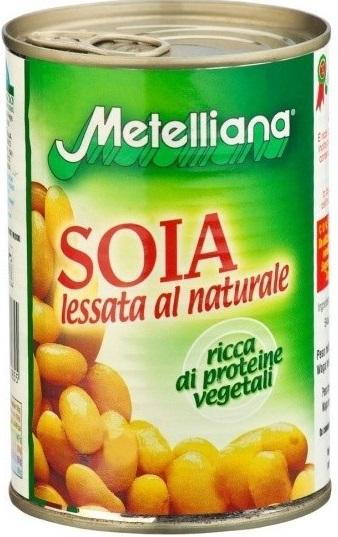 Metelliana Soja in the marinade