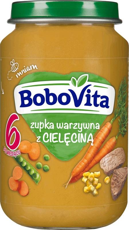 BoboVita zupka warzywna z cielęciną