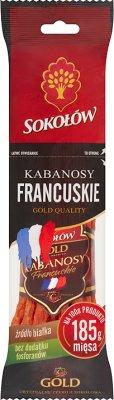 Sokołów Gold Premium Kabanosy Francuskie