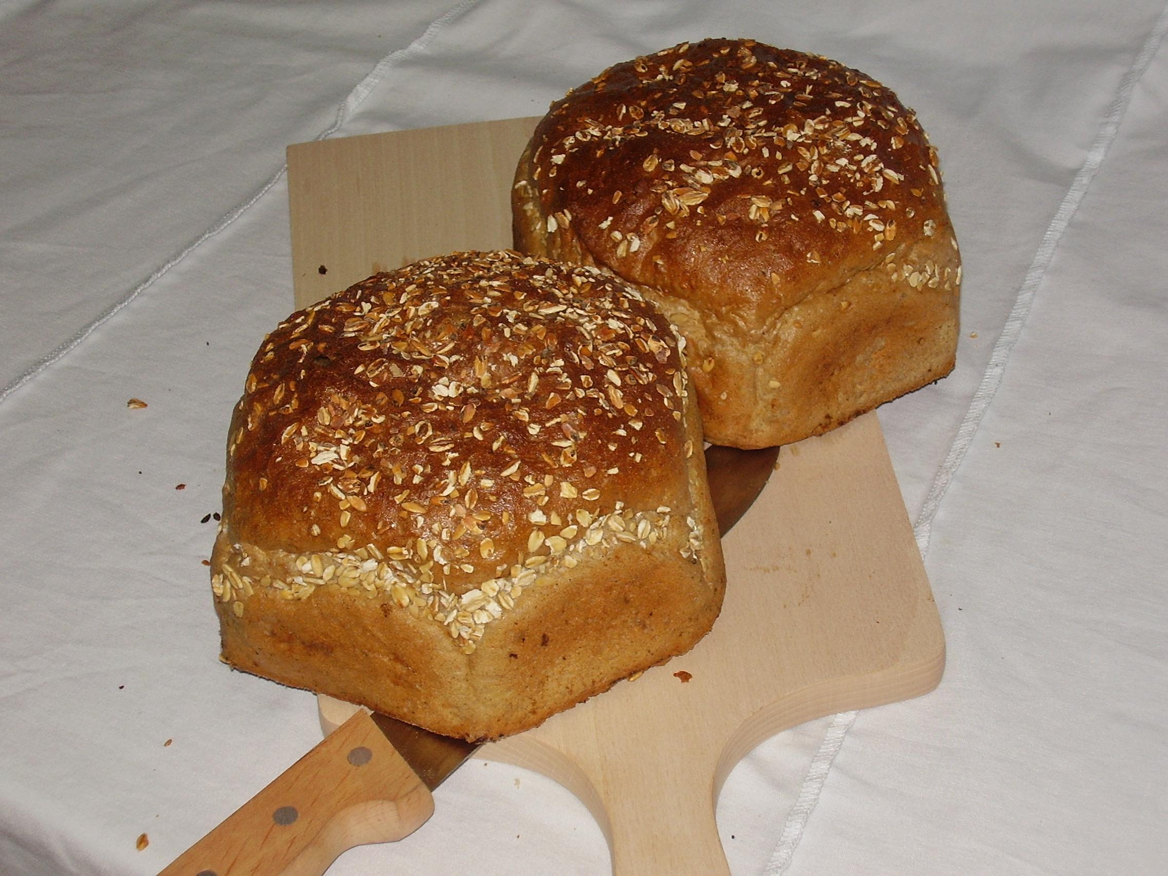 G.S. Żukowo chleb Dworski krojony
