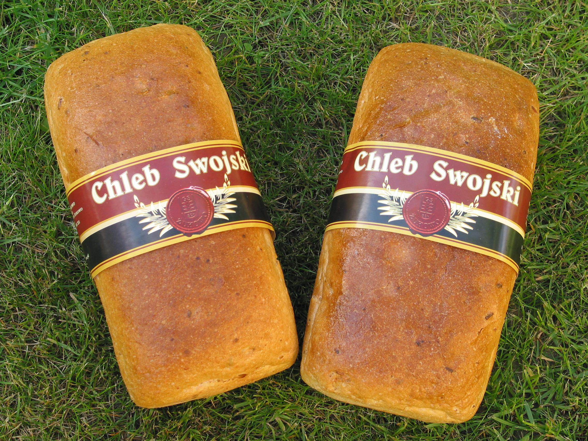 GS Żukowo, home-made bread