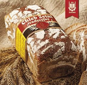 G.S. Żukowo chleb żytni tradycyjny