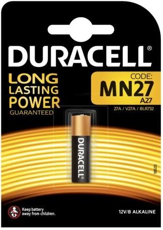 Duracell Batterie MN27 12V