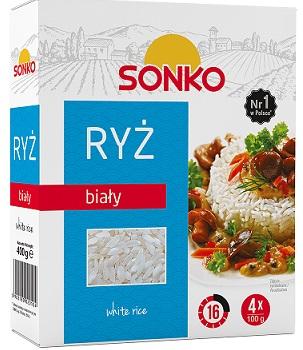Sonko Ryż biały
