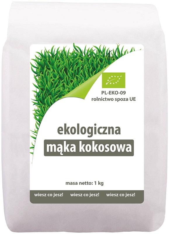 Ekologiko Ekologiczna mąka kokosowa