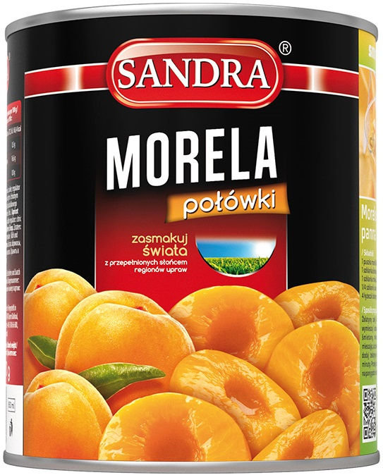 Sandra Morela połówki