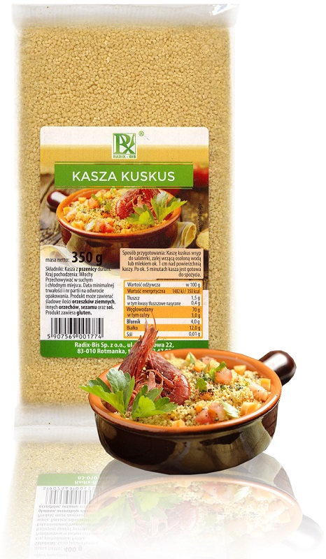 Radix-Bis Kasza kuskus