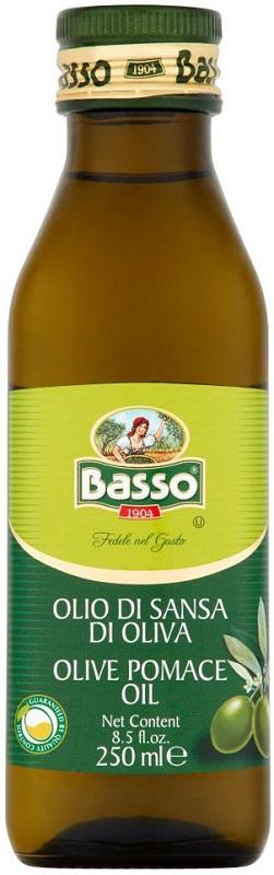 Basso Oliwa z wytłoczyn z oliwek