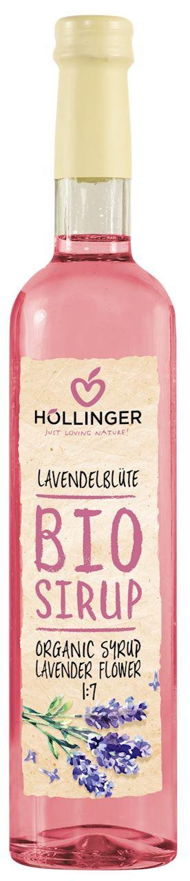 Hollinger Syrop lawendowy BIO