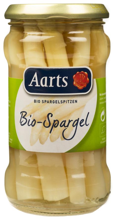 Aarts Szparagi w zalewie BIO