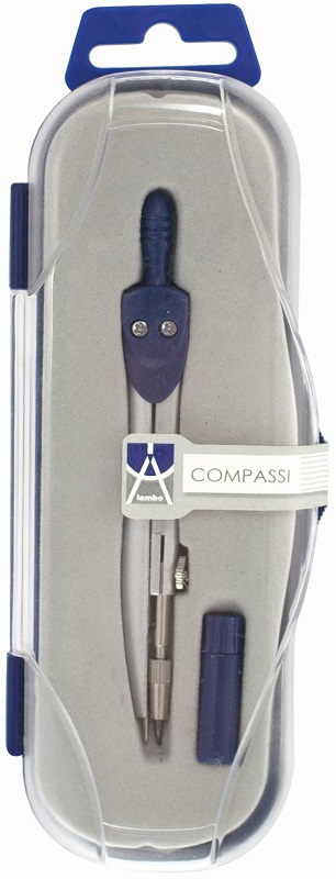 Compassi Metal compañero LC700 con grafitos