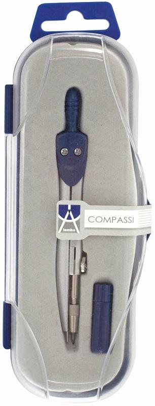 Compassi Cyrkiel metalowy LC700 z grafitami