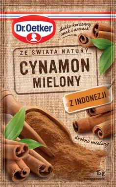 Dr. Oetker Cynamon mielony z Indonezji