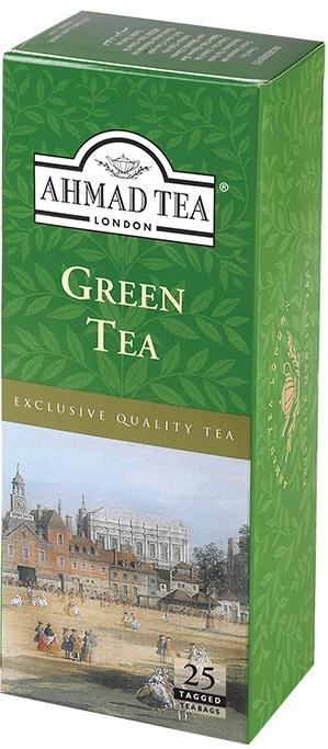 Ahmad Tea London Herbata zielona ekspresowa