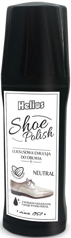 Helios Shoe Polish Emulsja luksusowa do obuwia bezbarwna