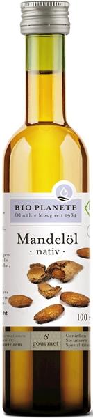 Bio Planete Olej migdałowy virgin BIO