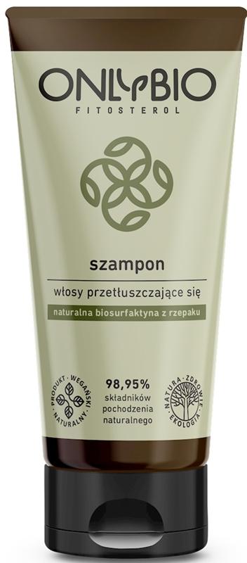 Only Bio szampon do włosów przetłuszczających się