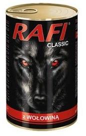 Rafi Classic Karma pełnoporcjowa dla dorosłych psów wszystkich ras z wołowiną