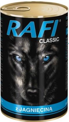 Rafi Classic Karma pełnoporcjowa dla dorosłych psów wszystkich ras z jagnięciną