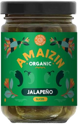 Amaizin Papryczki Jalapenos w zalewie BIO