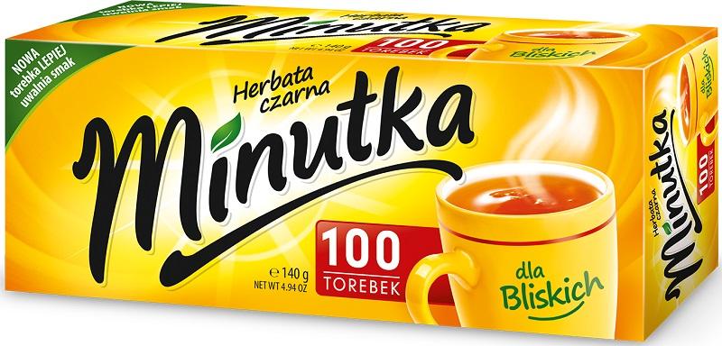 Minutka Herbata czarna