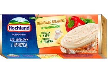 Hochland Ser kremowy z papryką