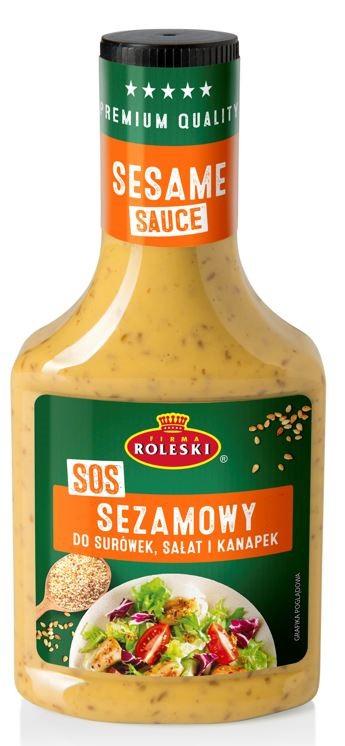 Roleski Sos sezamowy