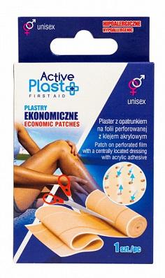 Active Plast First Aid Plastry ekonomiczne