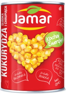 Jamar консервированная кукуруза