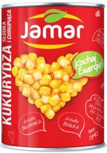 Jamar Kukurydza konserwowa