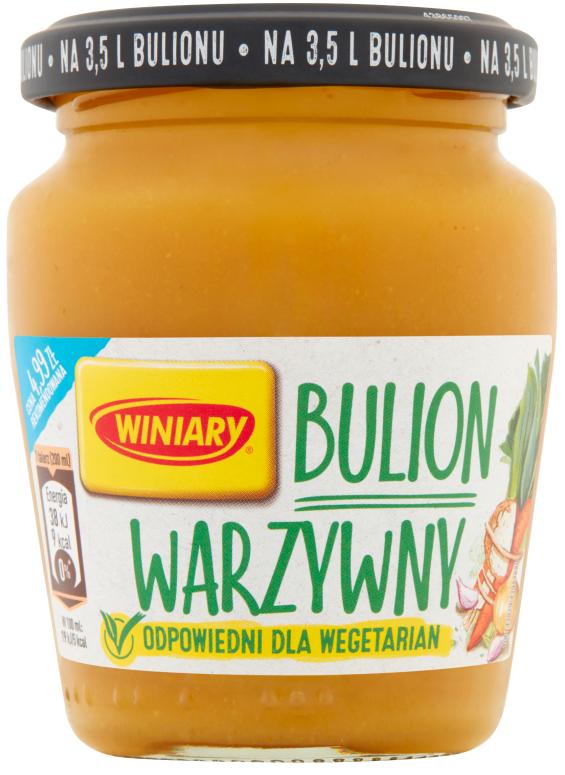Winiary Bulion warzywny