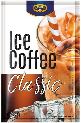 Ice Coffee typ Classic Napój kawowy instant