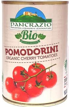 Pancrazio Tomates Cherry BIO