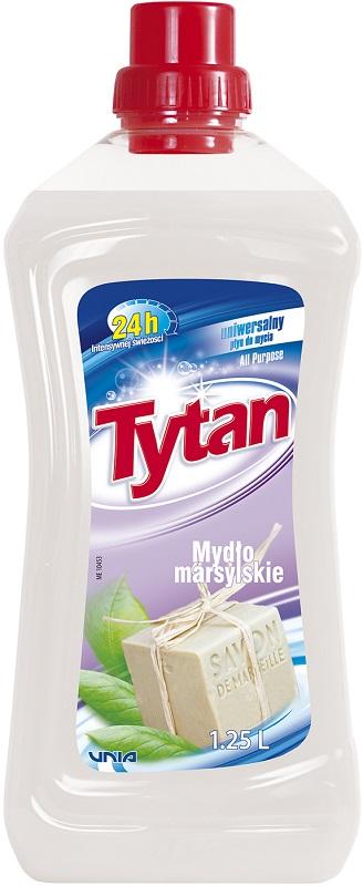 Tytan Płyn uniwersalny do mycia  Mydło marsylskie