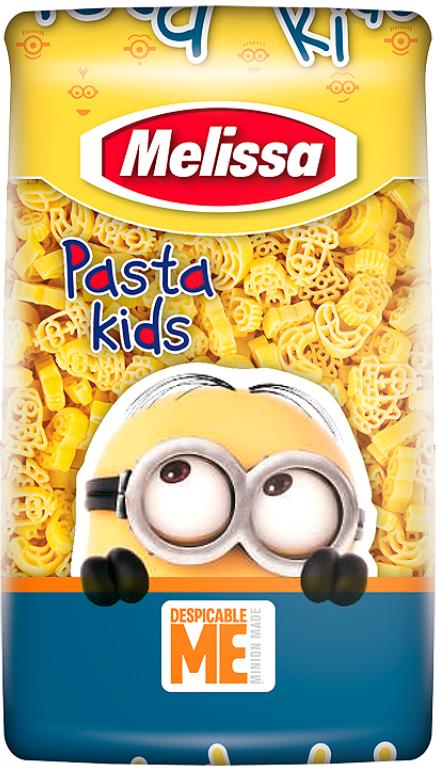 Melissa Pasta Kids Minions Makaron