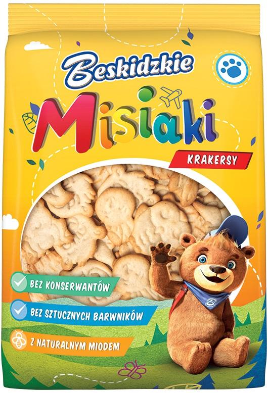 Aksam Beskidzkie Misiaki Krakersy