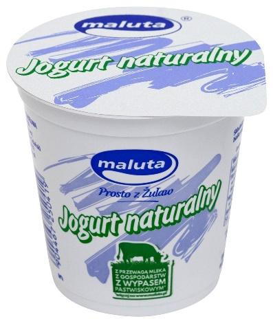Maluta Jogurt naturalny 2,5%