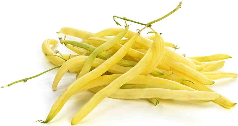 Fasola szparagowa żółta