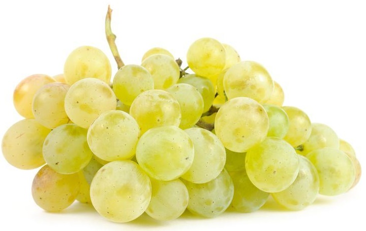 Winogrona jasne