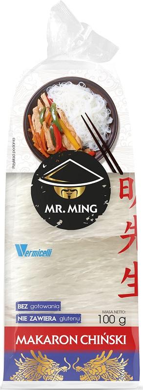 Mr. Ming Makaron chiński  bezglutenowy