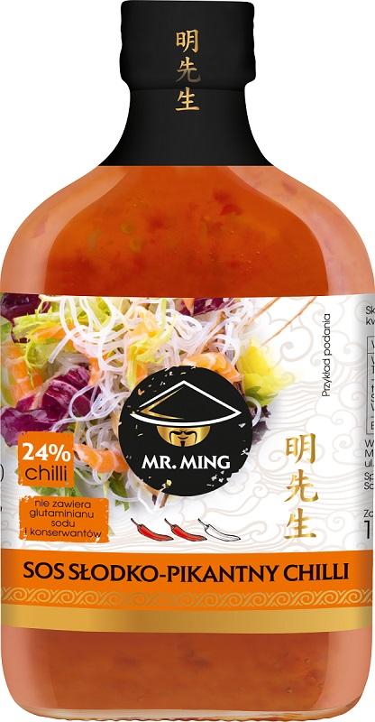 Mr. Ming Sos słodko-pikantny chilli
