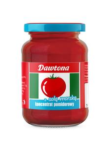 Pasta de tomate Dawtona con sal marina