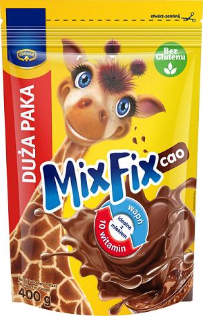 Krüger Mix Fix Cao Napój kakaowy instant