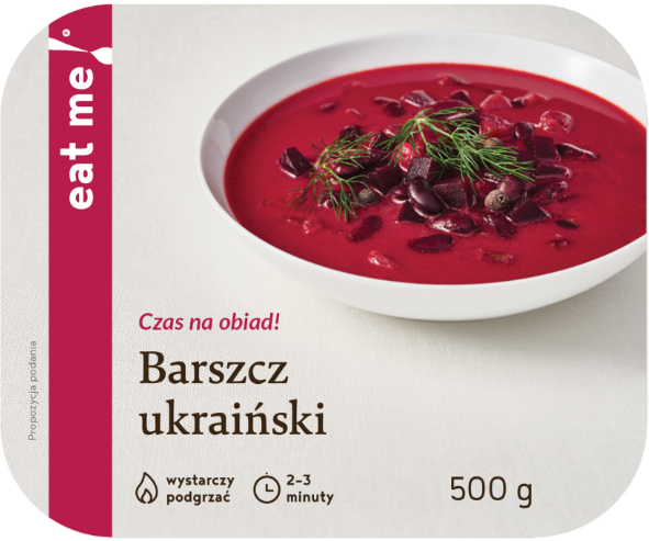 Eat Me Soup Борщ украинский