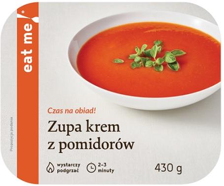 Eat Me Tomato Cream Soup
