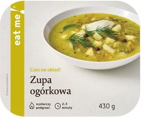 Eat Me ZUPA OGÓRKOWA