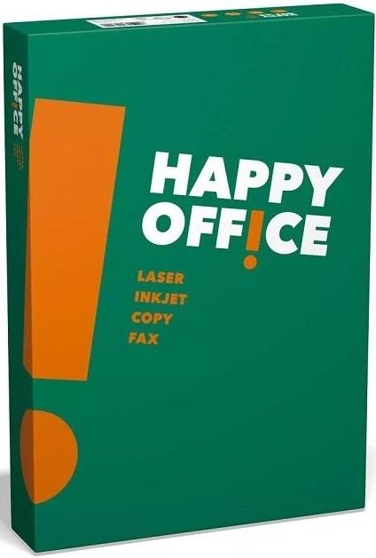 Papier ksero Igepa HAPPY OFFICE A4 80g/m2, ryza 500 kartek